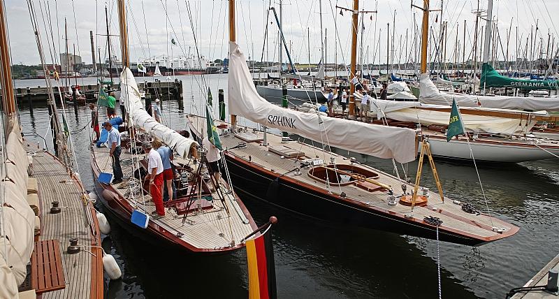 Klassische segelyachten  FREUNDESKREIS KLASSISCHE YACHTEN