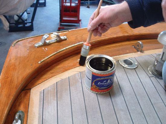 Pflege Und Erhalt Klassischer Yachten